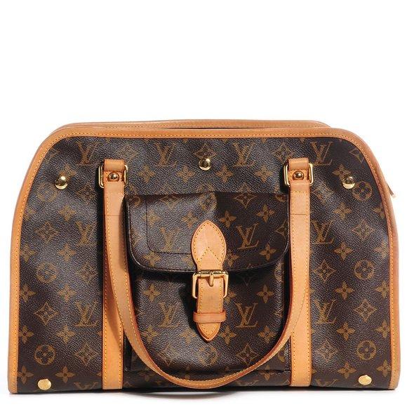 Louis Vuitton Handbags - This is a Louis Vuitton Sac Baxter PM Dog Carrier